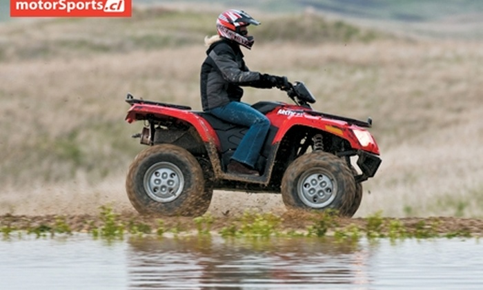 Triumph Motorcycles - Triumph Motorcycles: Paga $100.000 por bono de $1.500.000 para motocicleta de 4 ruedas Arctic Cat en Motorsport. Elige modelo y color