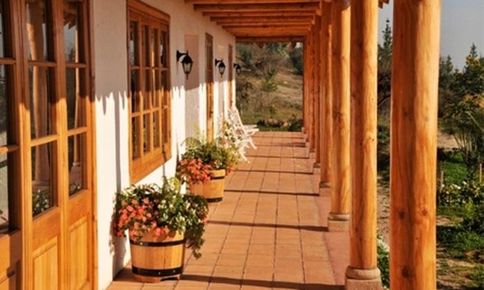 B&B La Casona de Lolol: Paga desde $49.990 por 1 o 2 noches para dos + vino en B&B La Casona de Lolol, Valle de Colchagua