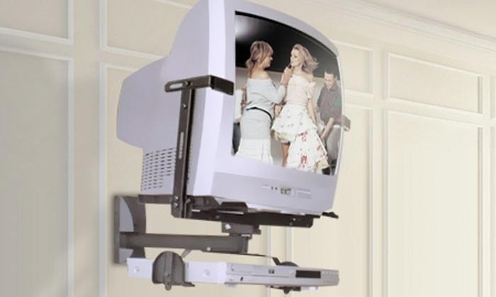 Casa del soporte: $7.990 en vez de $16.990 por soporte de TV + porta DVD, con despacho