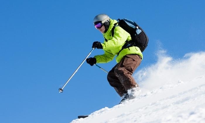 Club Deportes Extremos Chile: $37.990 en vez de $62.000 por clase de ski o snowboard en Farellones + equipo + certificado con Club Deportes Extremo Chile