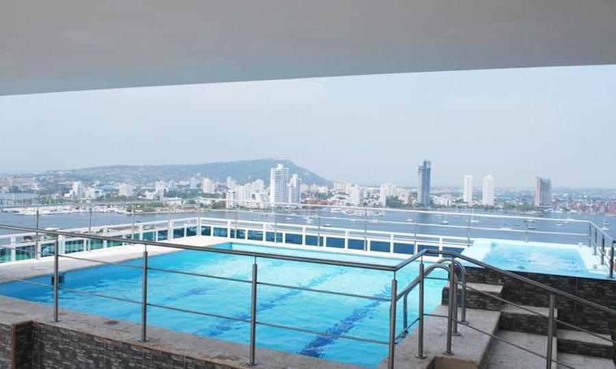 Hotel Cartagena Premium (RNT: 24556): 2, 3, 4 o 5 noches para dos con alimentación completa en Hotel Cartagena Premium