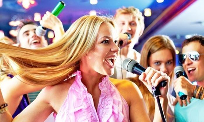 Bembos: S/.160 en vez de S/.400 por 4 horas de karaoke a domicilio con Karaoke Delivery