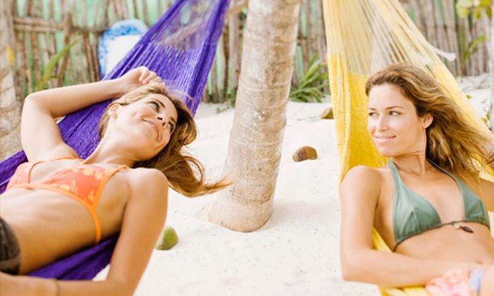 Nutrición Cuerpo y Alma: Desde $27.900 por 6 sesiones de depilación láser GEM-PL en axilas o rebaje bikini + 1 o 2 zonas a elección con Nutrición Cuerpo y Alma (hasta 88% off)