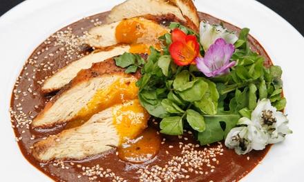 Angelopolitano restaurante groupon del d a groupon for Platos fuertes tipicos de francia