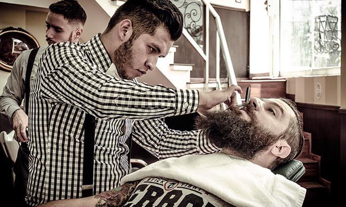 La barber a shop spa m xico df groupon del d a groupon - La barberia de vigo ...