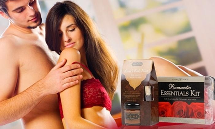 Secretos de Amor: $13.990 en vez de $27.980 por pintura de chocolate con pincel + kit de fin de semana con Secretos de Amor