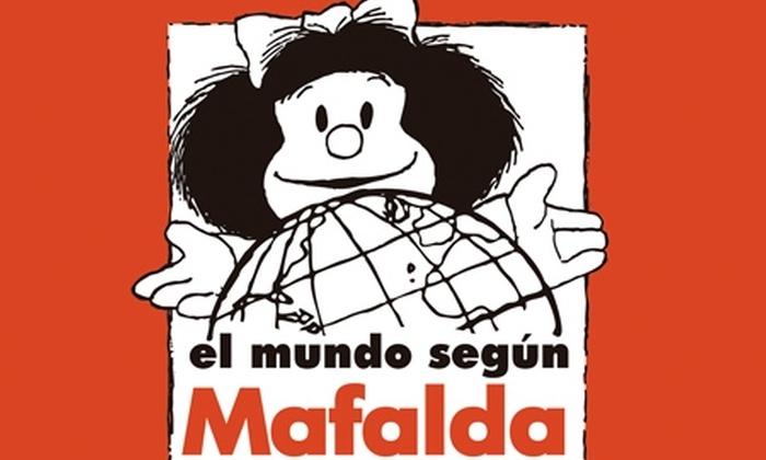 BLN Marketing - BLN Marketing: Paga desde $2.500 por entrada para muestra interactiva El mundo según Mafalda hasta el 1 de julio con BLN Marketing. Elige segmento etario