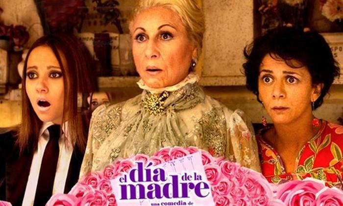 Teatro San Ginés - Teatro San Ginés: $4.990 en vez de $10.000 por entrada general para la obra Día de la Madre o Para Reír hasta que Duela en Teatro San Ginés de Bellavista. Elige día de función