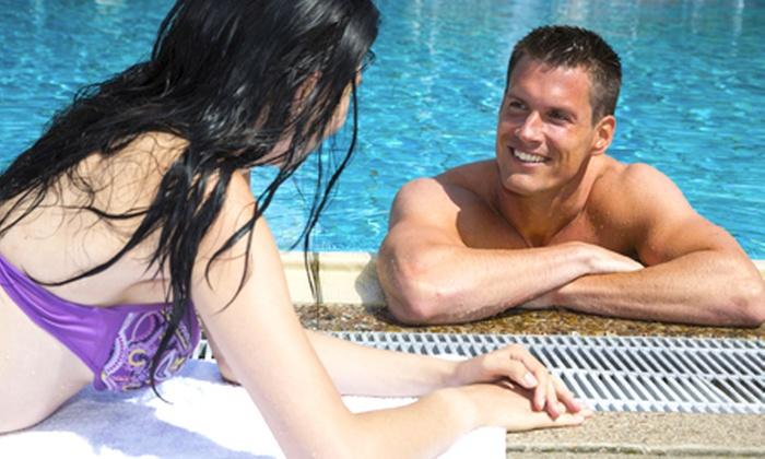 Centro de Eventos y Piscinas Costamar: Desde $4.900 por 2 o 4 entradas a piscinas e instalaciones del Centro de Eventos y Piscinas Costamar
