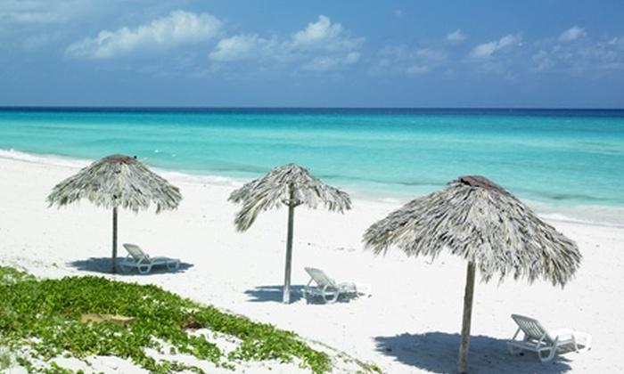 Groupon Travel (Varadero y la Habana): Descubre Cuba: 2 noches en La Habana y 5 en Varadero en plan doble o familiar + traslados + seguro + aéreos + visa desde $579.000 por persona