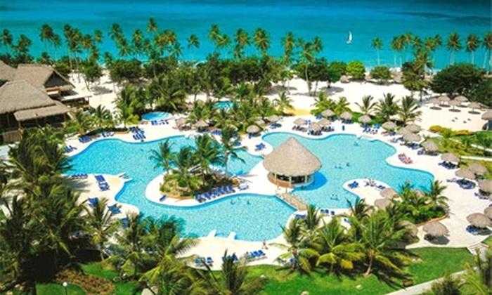 Groupon Travel (Republica Dominicana): República Dominicana en destino a elección: desde $559.000 por persona por 5 o 7 noches para dos con all inclusive + traslados + aéreos