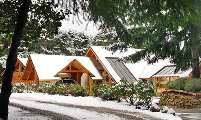 Península Petit Hotel: Bariloche: paga desde $79.000 por 3 o 5 noches para dos + desayuno buffet en Península Petit Hotel