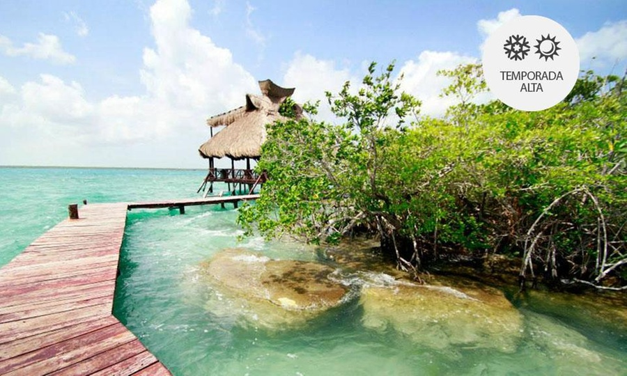 Villas eco rom nticas k uch ka anil groupon del d a groupon for Hotel luxury villas bacalar