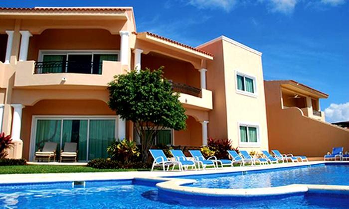 Aventuras Club: Riviera Maya: desde $2,999 por 2, 3, 4 o 7 noches para cuatro en Aventuras Club