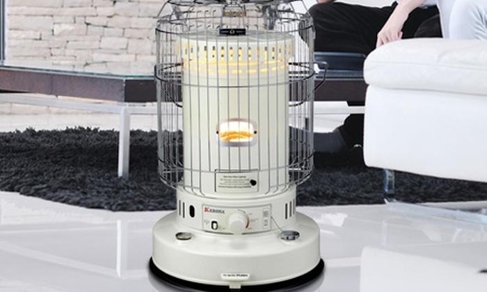 Groupon Shopping (Estufa Calma Kerona): $76.990 en vez de $152.967 por estufa Calma Kerona a kerosene con despacho