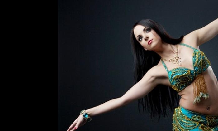 Farah Bellydancer - Farah Bellydancer: $3.750 en vez de $15.000 por 4 clases de danza árabe en Farah BellyDance (75% off)