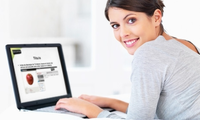 Elearning Consulting: Paga desde $9.990 por curso online de alfabetización digital de internet con opción a Word + Power Point en Elearning Consulting (hasta 91% off)