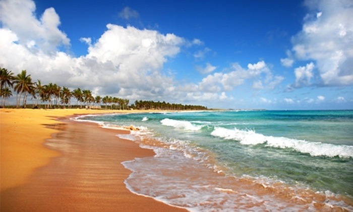 Groupon Travel (Punta Cana): Punta Cana: 7 noches all inclusive en plan doble o familiar + aéreos + traslados desde $539.000 por persona