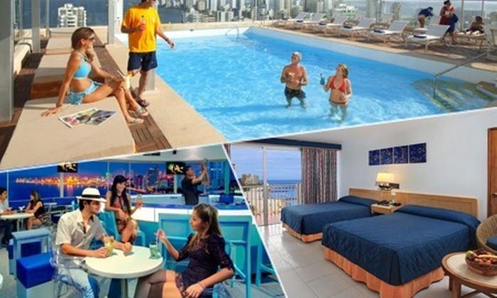 : $615.000 en vez de $1.230.000 por 4 días y 3 noches en Cartagena para dos en Hotel Capilla del Mar