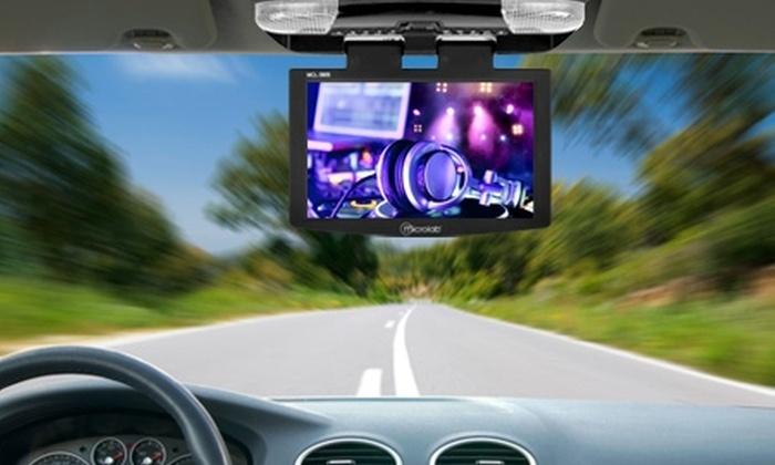 Groupon Shopping (Reproductor de DVD): Paga $179.990 por reproductor de DVD marca Microlab para automóvil con despacho