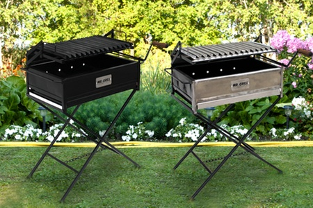 Mr grill groupon del d a groupon for Mesa plegable groupon