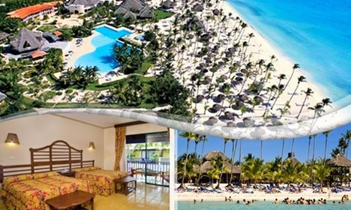: República Dominicana: $1.699.000 en vez de $2.500.000 por 5 días y 4 noches por persona en acomodación doble + tiquetes aéreos + all inclusive en hotel Catalonia Gran Dominicus, La Romana