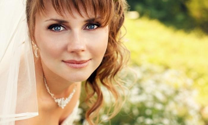 Make up Vandewyngard - Make up Vandewyngard: $18.000 en vez de $40.000 por sesión de prueba de maquillaje para novia o maquillaje profesional para eventos con Make up Vandewyngard