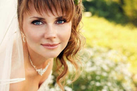 Make up Vandewyngard: $18.000 en vez de $40.000 por sesión de prueba de maquillaje para novia o maquillaje profesional para eventos con Make up Vandewyngard