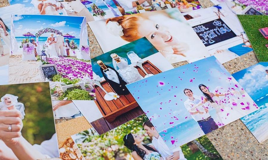 Kodak Full Color: Impresión de 50, 100, 150 o 200 fotos de 10x15 cm en Kodak Full Color