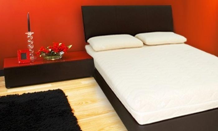 : Paga desde $1.599.000 por set Eco Sense con colchón + almohadas + accesorios enColchones Spring