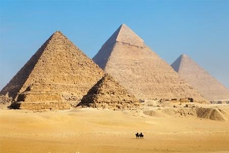 Groupon Travel (El Cairo): Una semana en Egipto: paga desde $384.900 por persona por 4 noches en El Cairo + 3 noches a bordo del Crucero Fluvial por el Nilo para uno, dos o tres + vuelos internos + traslados + tours + guía