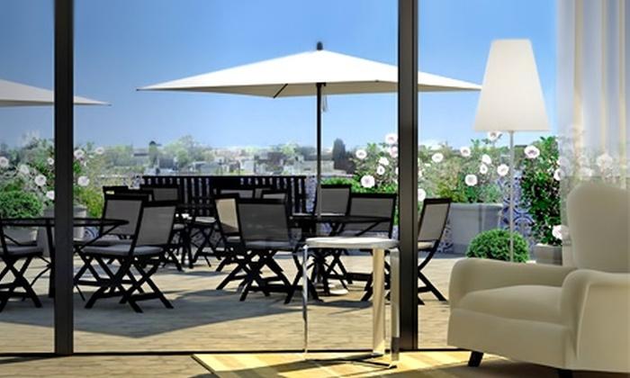 Groupon Travel (Montevideo): Montevideo: 2 o 3 noches para 2 desde $215.000 por persona en Hotel Esplendor Cervantes + desayuno + aéreos + traslados