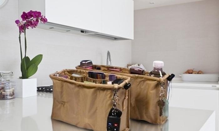 Groupon Shopping (Organizador de cartera): $6.990 en vez de $16.390 por 2 organizadores de cartera Kangaroo Keeper con despacho