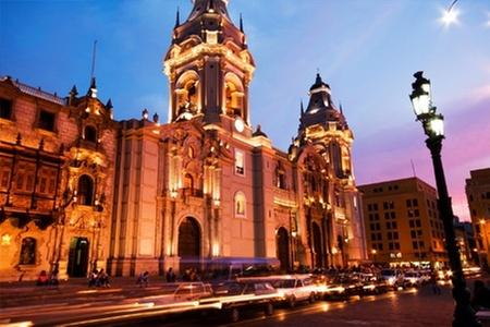 Groupon Travel (Lima): Escápate a Lima: paga $179.000 por persona por 3 noches para dos en Hotel Monte Real + desayuno + aéreos. Elige fecha