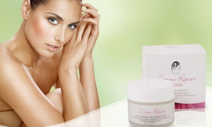 Helix Cosmetics Ltda.: $6.990 en vez de $14.410 por crema de extracto de baba de caracol L'arem Repair en Helix Cosmetics Ltda. con despacho