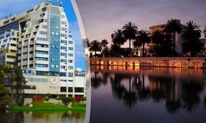 Gala Hotel & Centro de Eventos: Paga desde $49.900 por 1 o 2 noches para dos + desayuno + botella de espumoso en Gala Hotel & Centro de Eventos, Viña del Mar