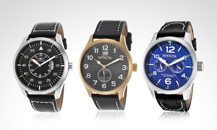 24d76d33765f Reloj invicta hombre deportivo – Joyas de plata