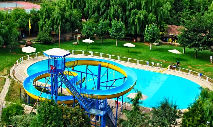 Ainahue Club de Campo - Ainahue Club de Campo: Hualqui: desde $34.000 por 2, 3 o 4 noches para dos + acceso a la piscina + hora de cancha de tenis en Ainahue Club de Campo