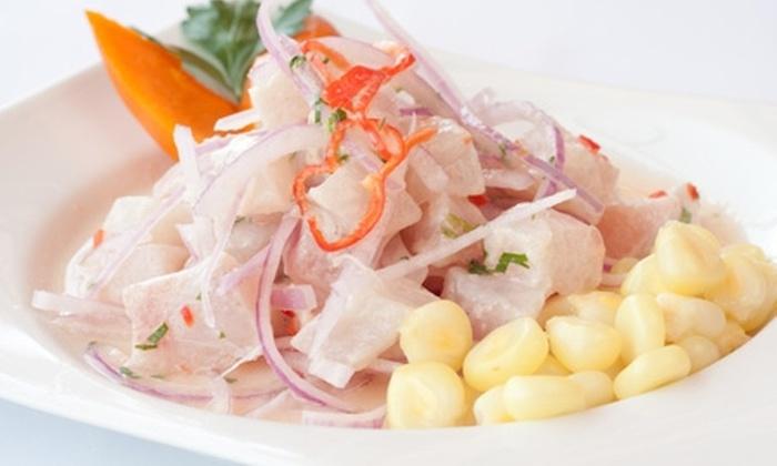 Ummo Restaurant - Ummo Restaurant: $10.100 en vez de $20.200 por 2 tríos de ceviche + 2 pisco sour en Ummo