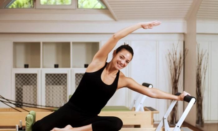 Blu Pilates - Blu Pilates: Paga desde $8.000 por 4 o 6 clases de Pilates con máquinas en Blu Pilates (hasta 75% off)