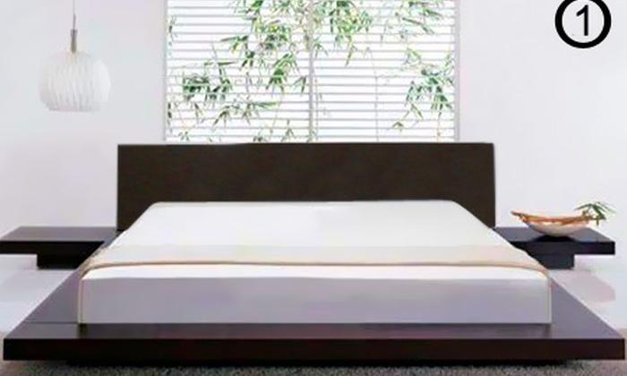 Camas estilo japones cama japonesa modelo hokaido - Camas modernas japonesas ...