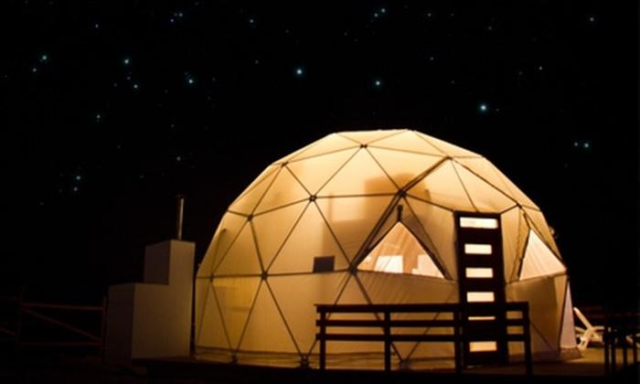 Lodge Punta de Domos - Lodge Punta de Domos: Paga desde $65.000 por 2 o 3 noches para dos + botella de vino en Lodge Punta de Domos, Punta de Choros
