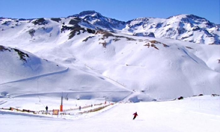 Ruta Chile - Ruta Chile: $10.000 en vez de $20.000 por tour a Valle Nevado con Ruta Chile