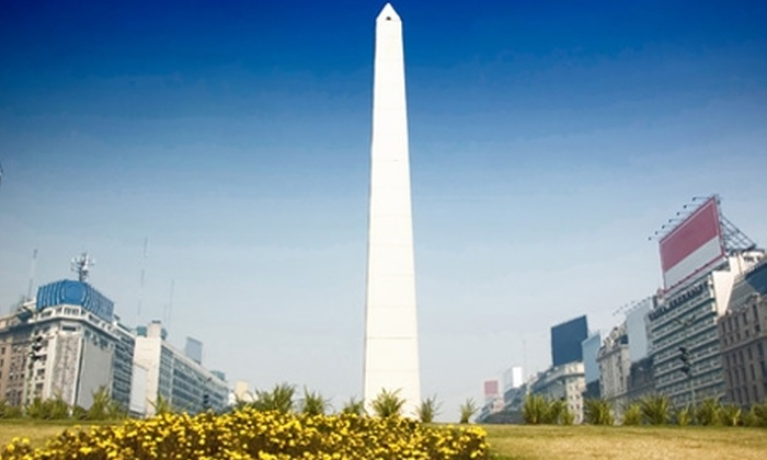 Groupon Travel (Buenos Aires para Ellas): Buenos Aires para ellas: 2 noches para dos en hotel a elegir + programa de belleza a elegir + aéreos + tours + cortesías pagando desde $209.000 por persona