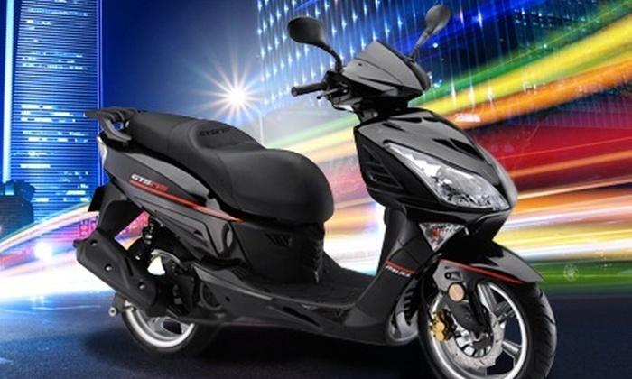 : $12,999 por moto Italika GTS 175 automática