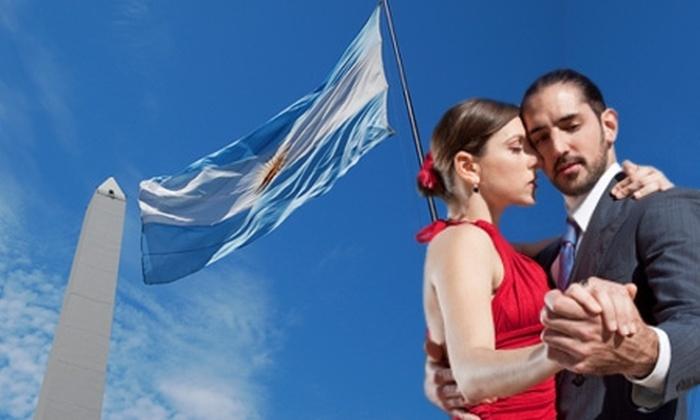 Groupon Travel (Buenos Aires en Familia): Buenos Aires: desde $169.000 por persona por 2, 3 o 4 noches en hotel 5 estrellas en plan doble o familiar + aéreos + tours + cortesías