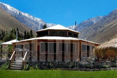 SPA Cochiguaz: Valle del Elqui: desde $49.800 por 2, 3 o 4 noches para dos + crédito para terapias en Spa Cochiguaz. Elige día