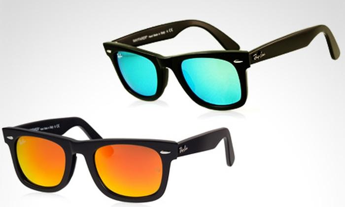 lentes ray ban de colores
