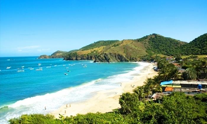 Groupon Travel (Isla Margarita): Vacaciones en Isla Margarita: 7 noches para dos en Hotel Portofino de Venezuela con all inclusive + aéreos + traslados pagando desde $599.000 por persona