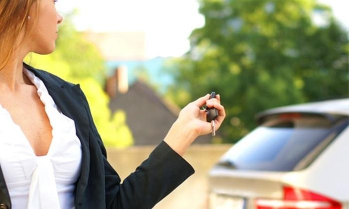 Groupon Shopping (alarma auto): $14.990 en vez de $31.622 por sistema de alarma USA-1 para automóvil con despacho